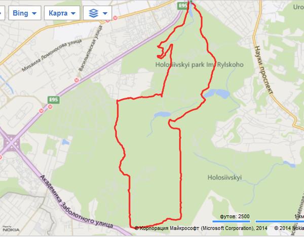 13 км