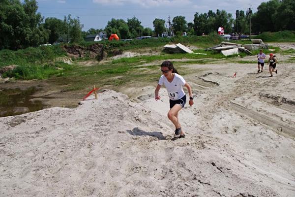 Штурм небольшого песчаного бархана. Фото: из интернета