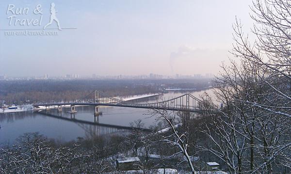 Первый снег в декабре