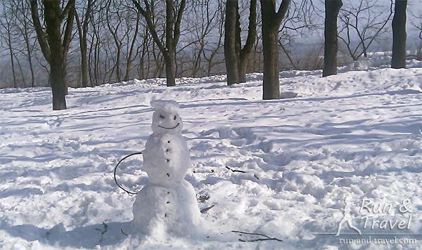 Хороших зимних пробежек!