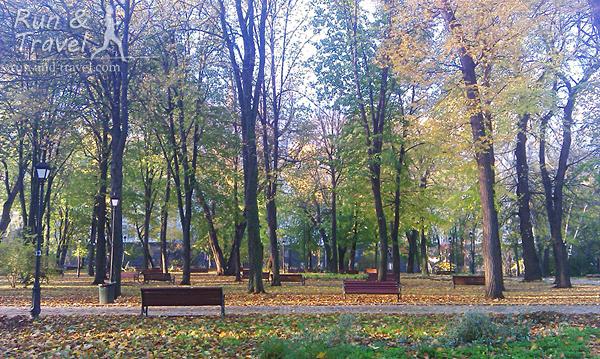 Крещатый парк