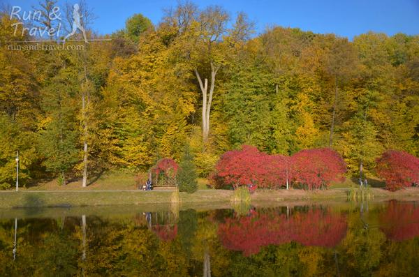 Золотая осень в Феофании