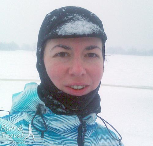 Первая тренировочная зима