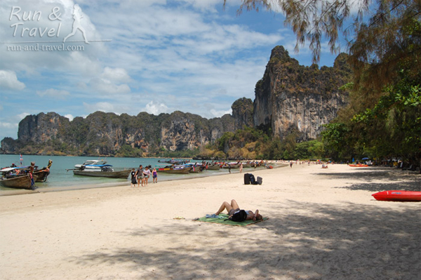 Railay West днем