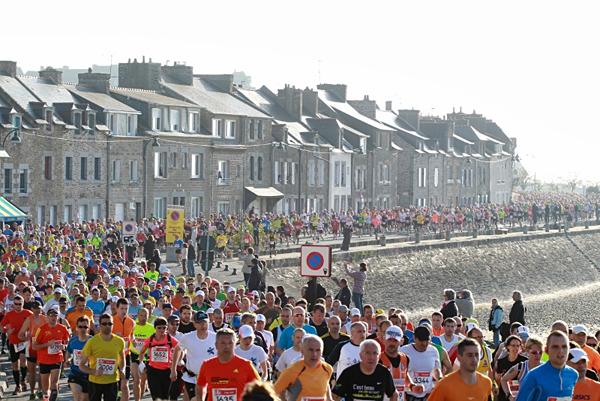 Стартовали. Фото: с официального сайта марафона