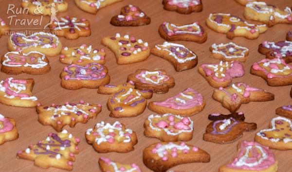 Печеньки – обязательная часть программы