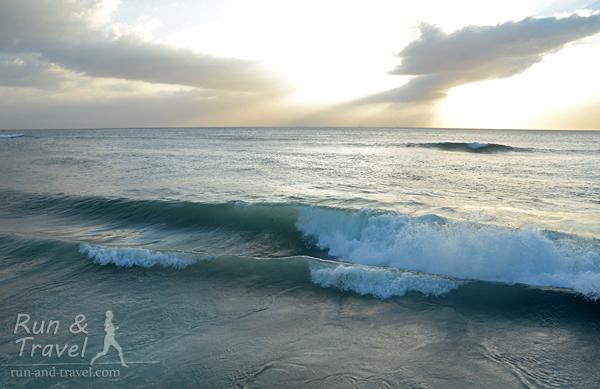 Утренний Индийский океан