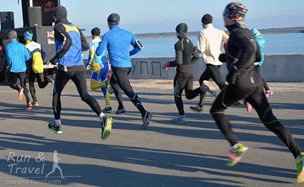 Понеслись быстрые бегуны