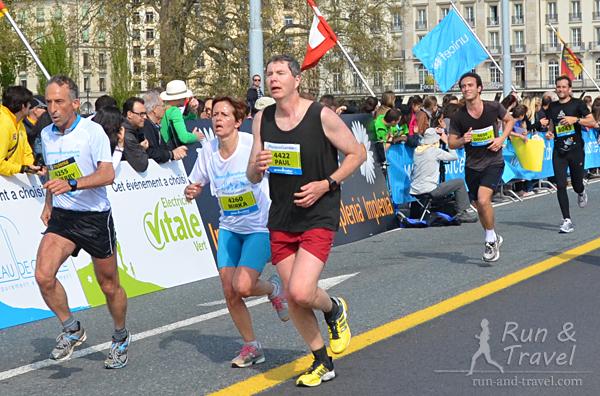 Соревновательный дух лучше приберечь на последние километры