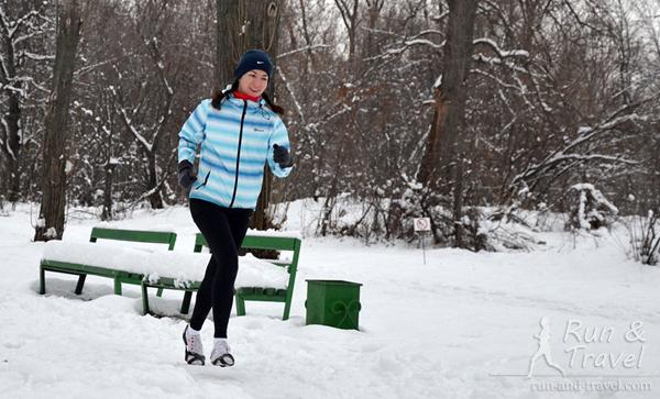 Как бегать зимой?