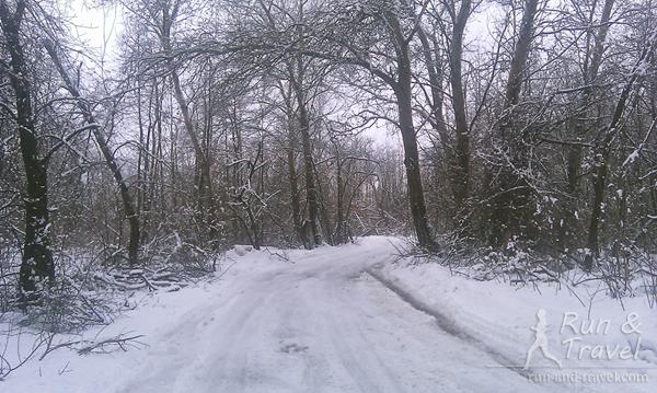 Зимой стоит тщательнее выбирать маршруты