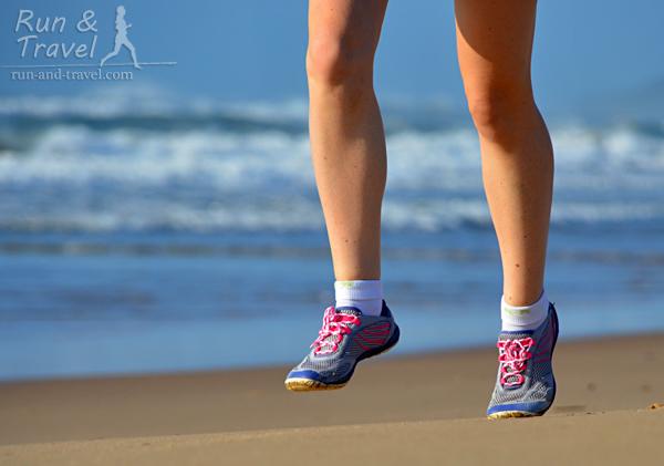Техника естественного бега - способ увеличить икроножные мышцы