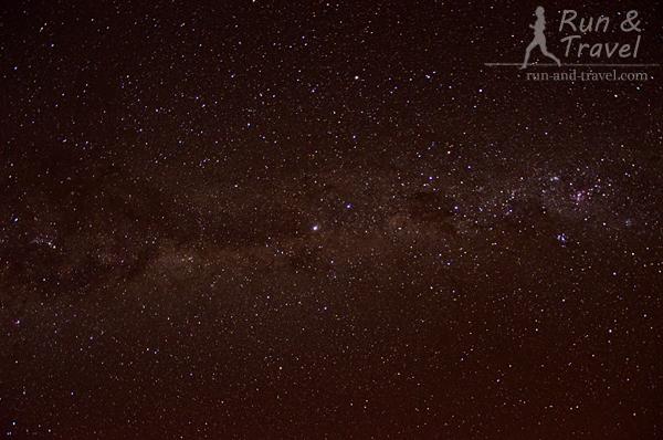 Южноафриканское звездное небо