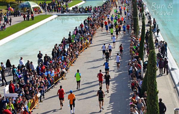 Как поддержать бегунов на соревновании?