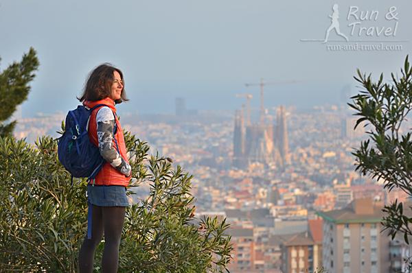 Барселона весенняя