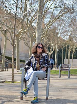 Релакс в парке