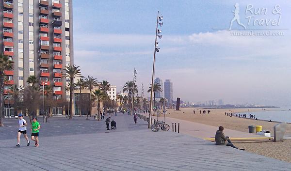 Утренняя Барселонета