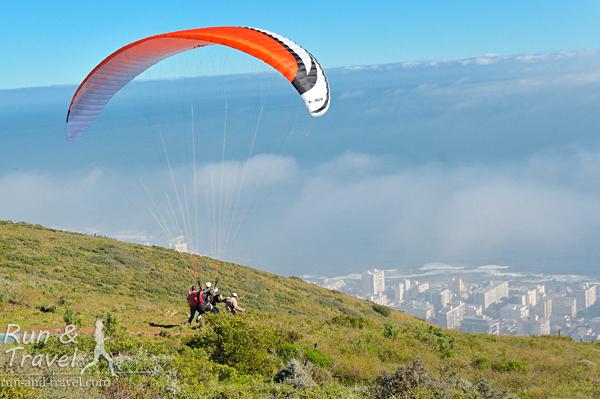 Еще один способ посмотреть на Кейптаун сверху