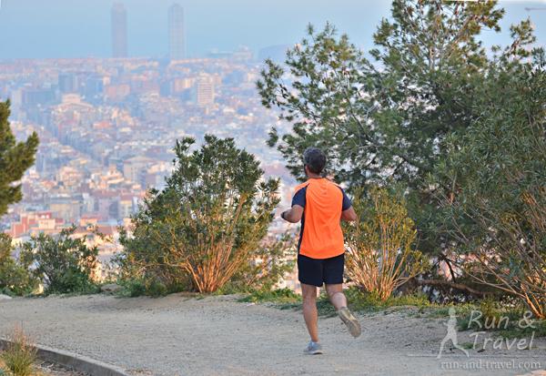 Где побегать в Барселоне?