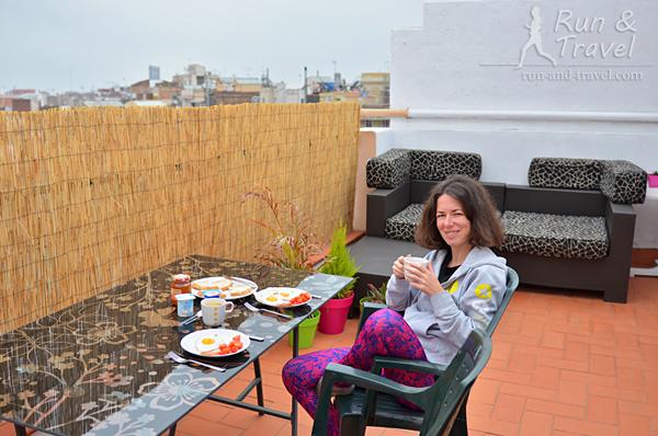 Поездка на марафон в Барселону: перелет, жилье, питание и пр.