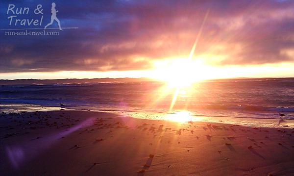 Доброе утро, Индийский океан. ЮАР, Джеффриз Бэй