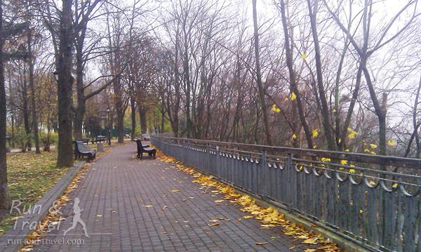 Осень в Крещатом парке