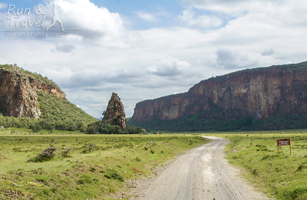 Пейзажи и дороги Hell's Gate