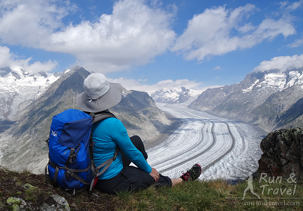 Алетчерский ледник