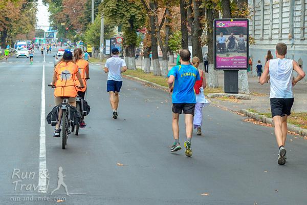 Мобильная велобригада медиков