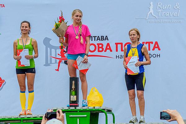 Победительницы среди женщин
