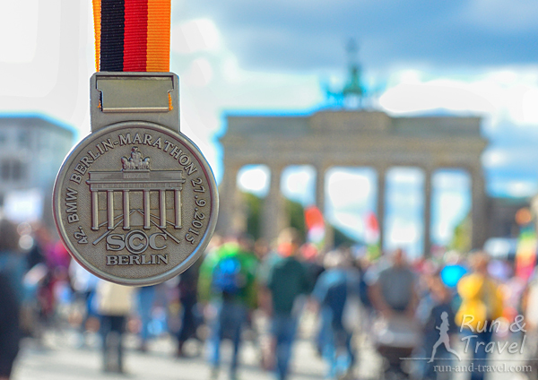 Отчет о марафоне в Берлине, часть 1