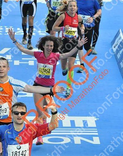 Финиш! Фото: MarathonFoto