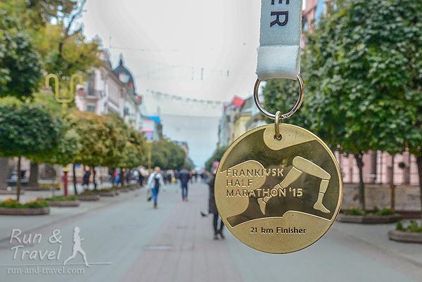 Ивано-Франковский полумарафон 2015: отчет