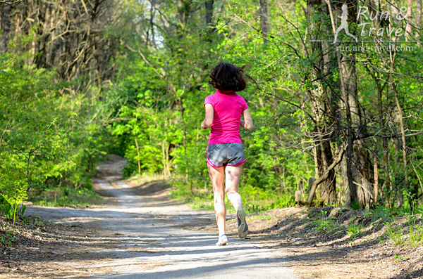 Простые беговые радости – всего-навсего нужно выбраться в лес