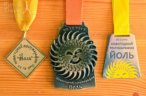 Трофеи 2012, 2013, 2014