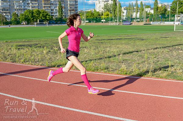 Gravity больше подходит для длинных и темповых тренировок, чем для быстрых интервалов