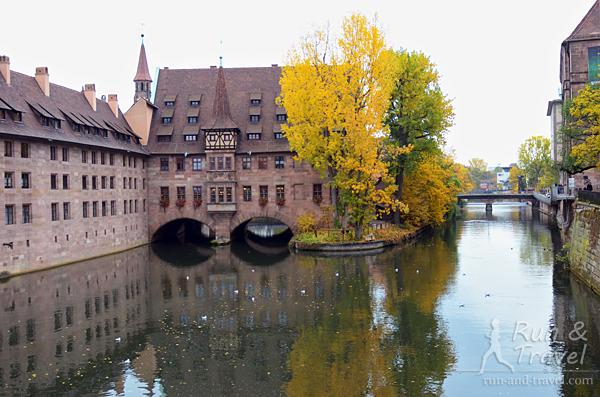 Госпиталь Святого духа – дом престарелых с 14 века и до сих пор