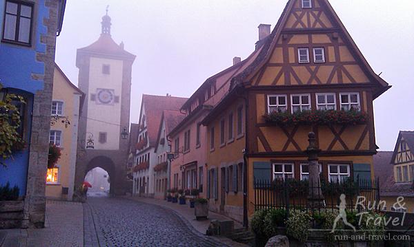 Ротенбург туманный