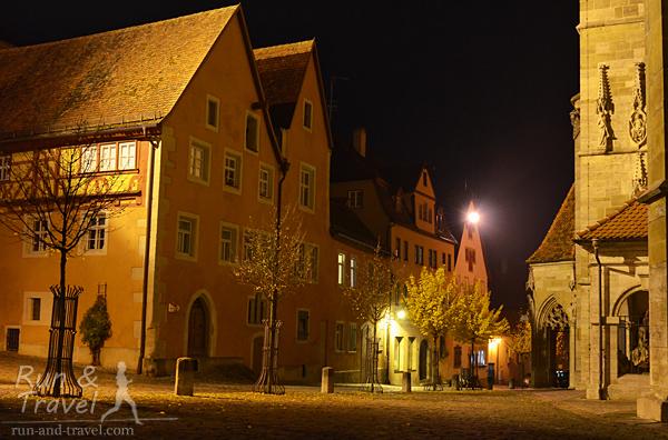 Еще улицы Ротенбурга