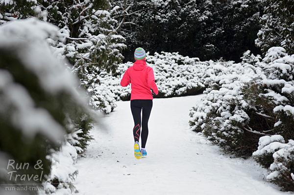 На бегу тепло даже в сильный мороз, верьте мерзлячке со стажем