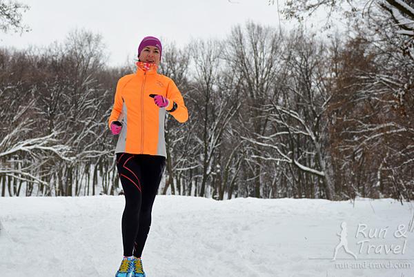 Бег как профилактика зимней хандры