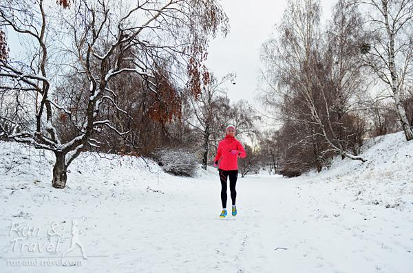 Зима – время работы над базой