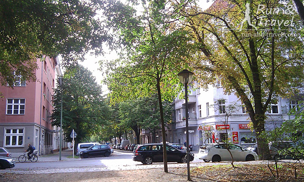 Улица, на которой мы жили