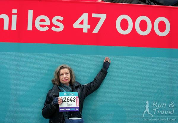 Стена, на которой написаны имена всех 47 тысяч участников