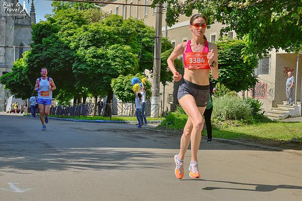 София Яремчук – первая среди женщин