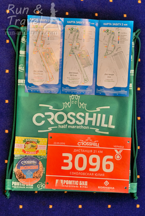 Стартовый пакет CrossHill