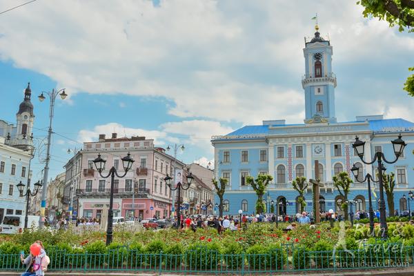 Ратуша – городская администрация