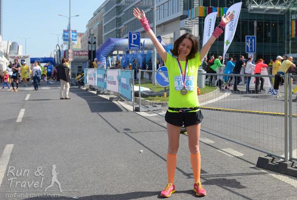 Пятый марафон и новый личник – done