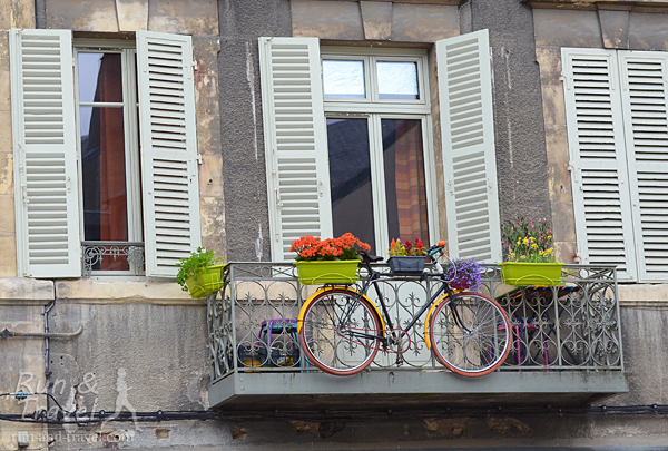 Вело-дизайн балкона