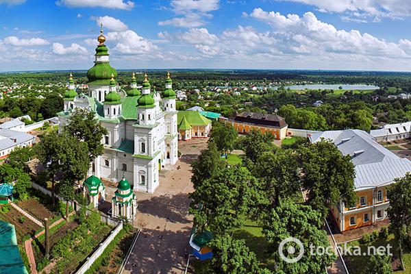 Троицкий собор в Чернигове. Фото: tochka.net